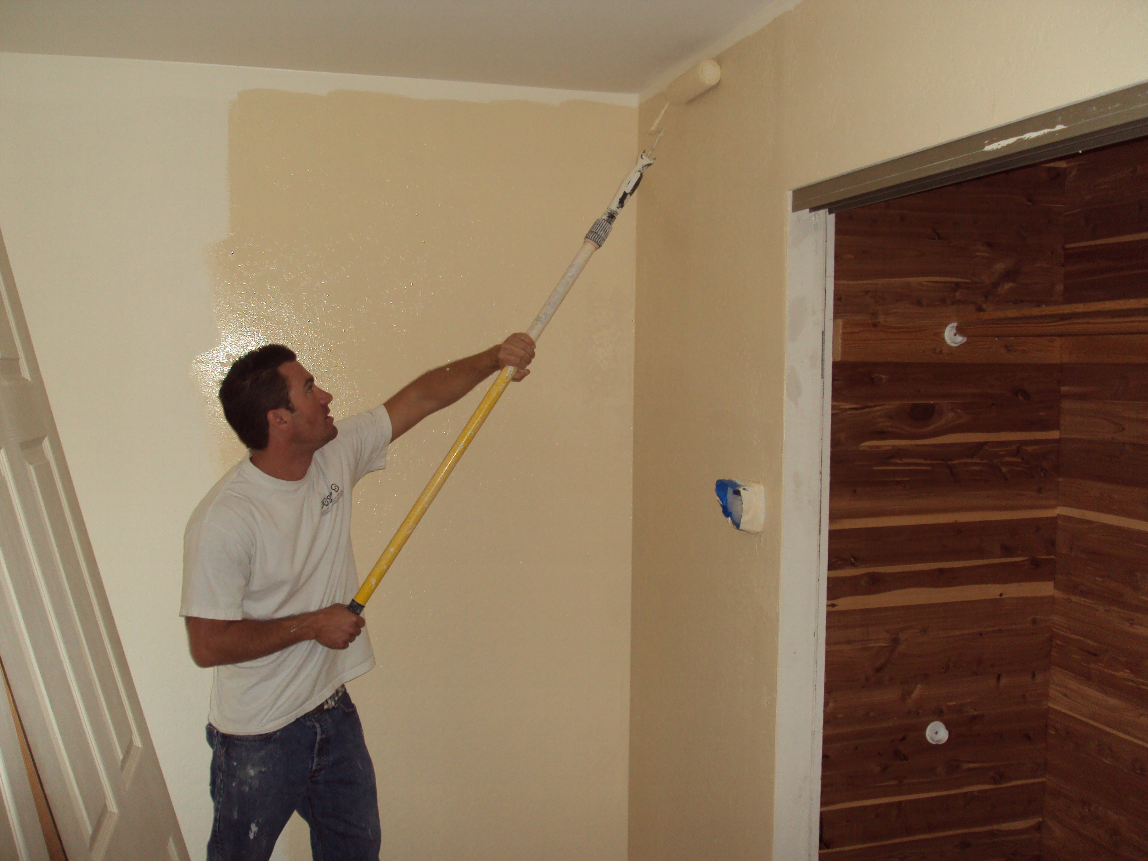 Ceiling Painting Menifee CA Ceiling Repair and Paint Service