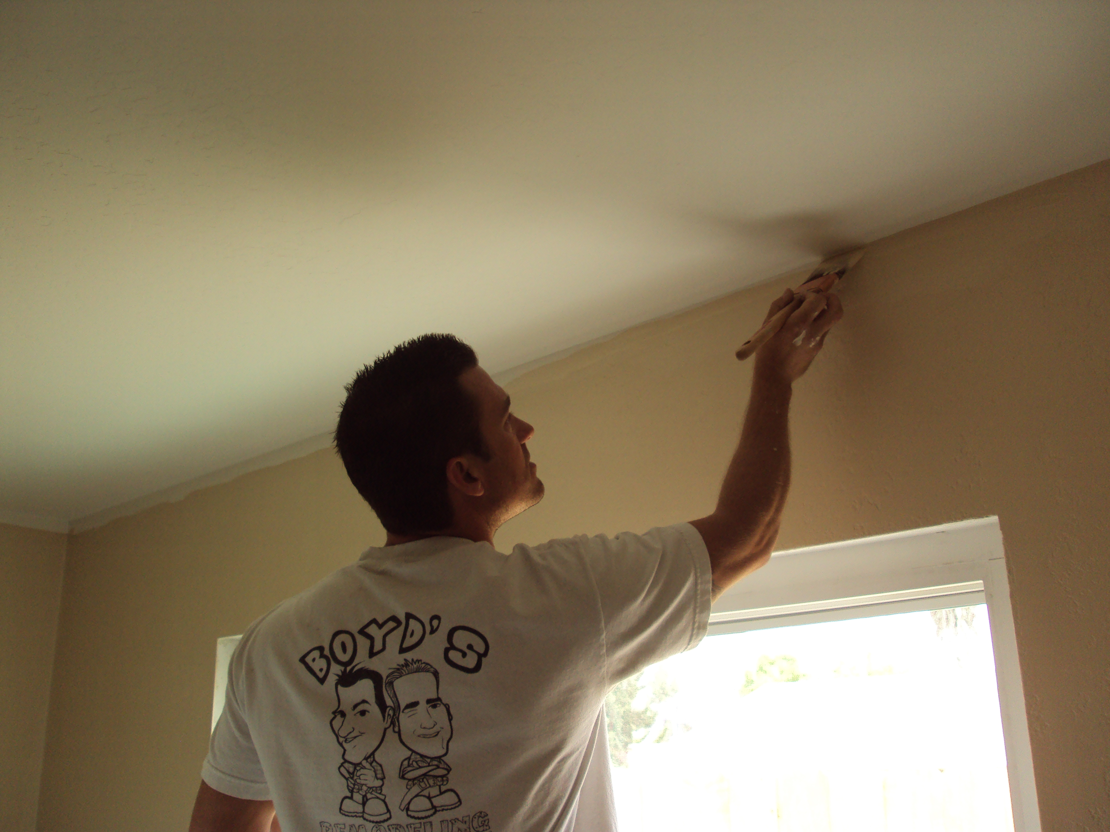 Ceiling Painting Escondido CA Ceiling Repair and Paint Service